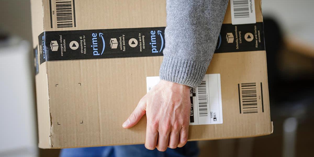 Amazon consegna in giornata anche a Roma