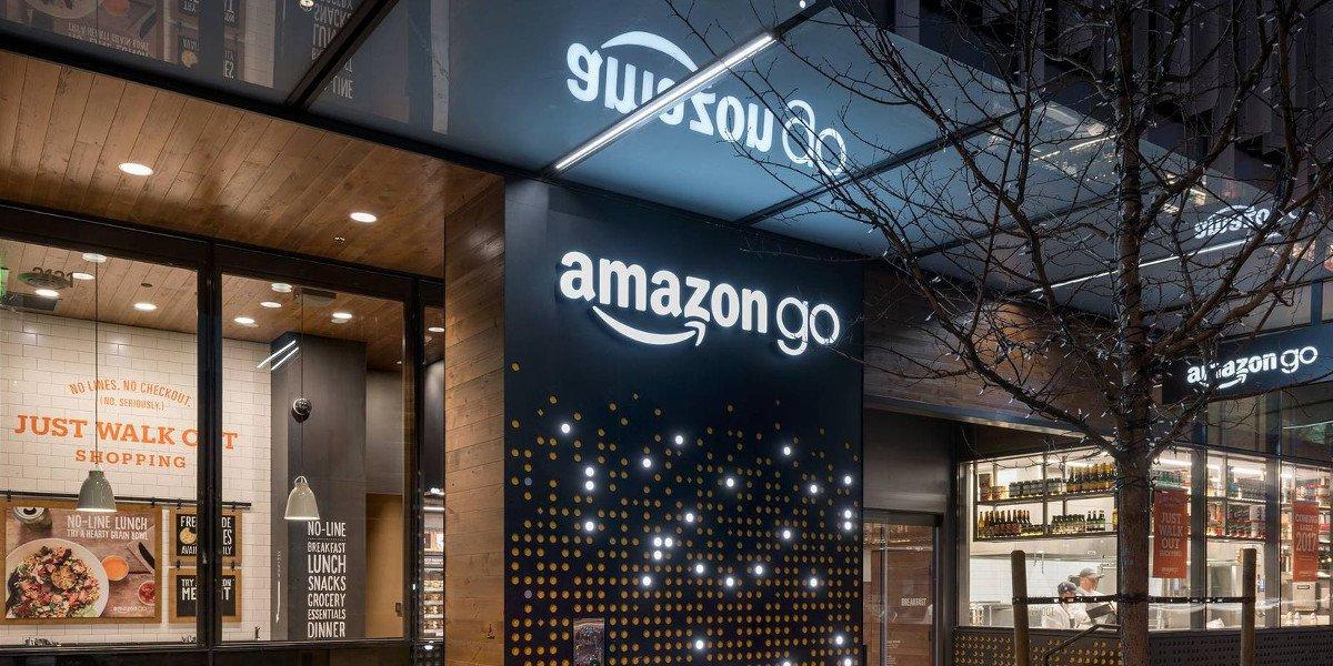 Amazon Go, il negozio fisico senza casse e personale