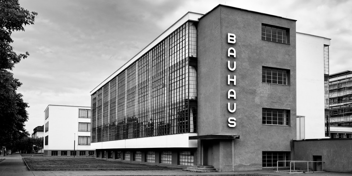 Bauhaus Everywhere, Google porta online il Bauhaus