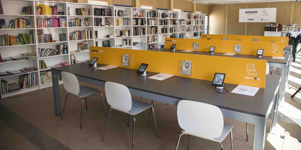 Una biblioteca digitale per Amatrice