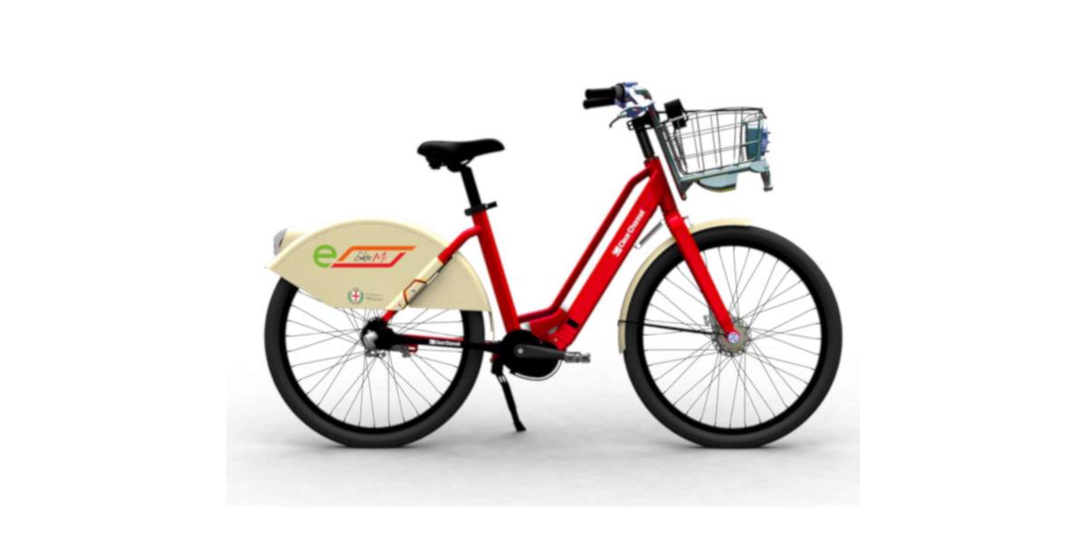 BikeMi, il servizio di bike sharing del Comune di Milano aggiorna la flotta