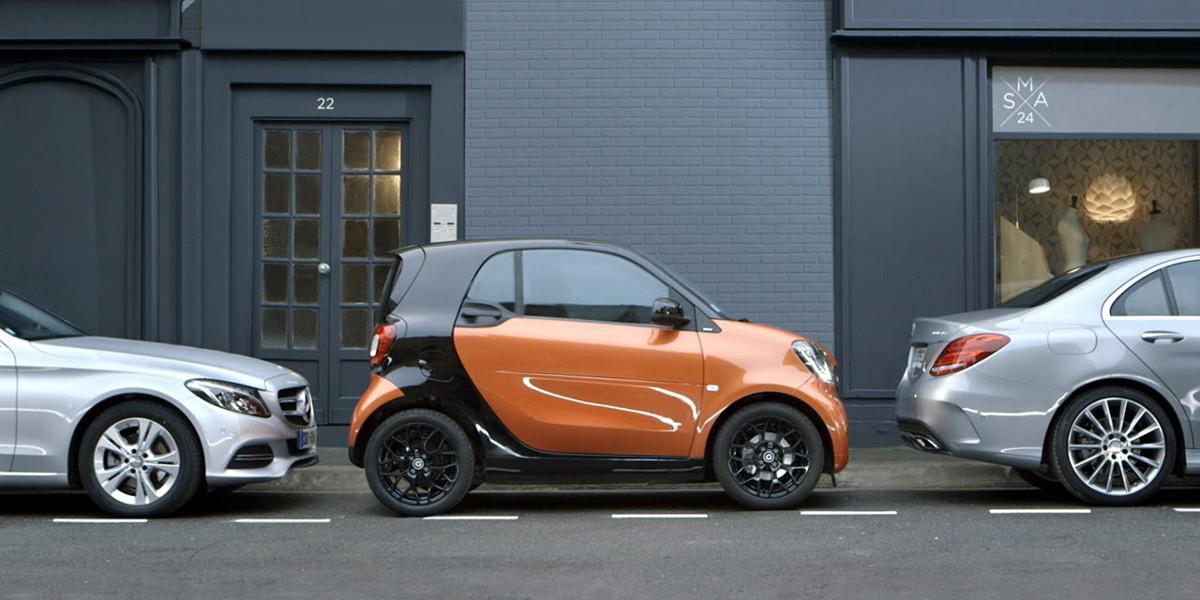 Bosch semplifica la ricerca del parcheggio