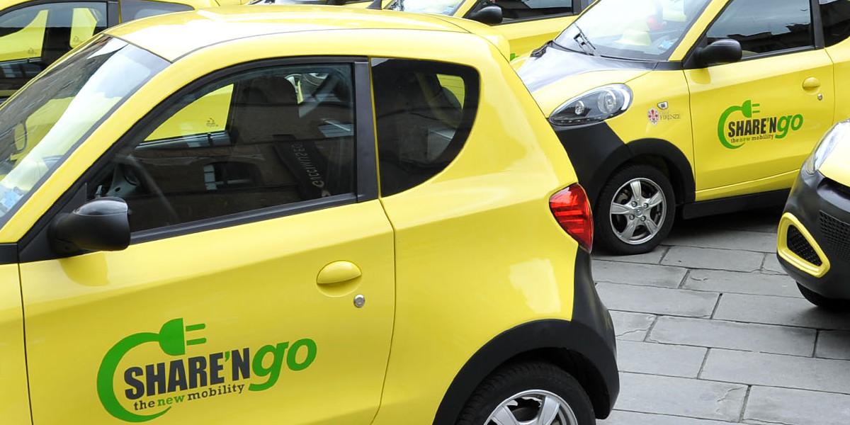 Car Sharing Club, Legambiente propone un nuovo modello di car sharing