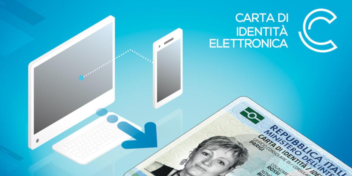 CIE, al via l'accesso ai servizi digitali della PA