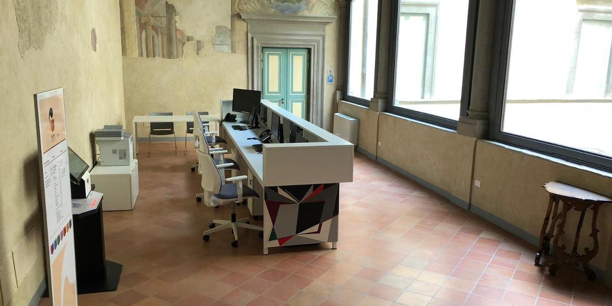 A Città di Castello nasce un'innovativa biblioteca presso Palazzo Vitelli