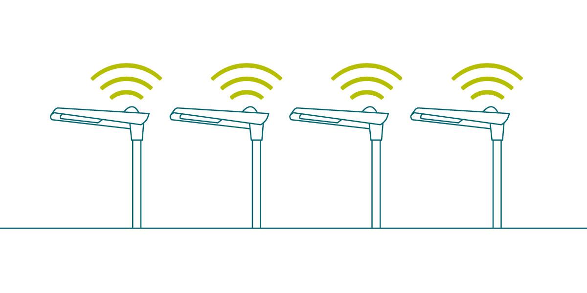 City touch, il sistema di illuminazione pubblica intelligente