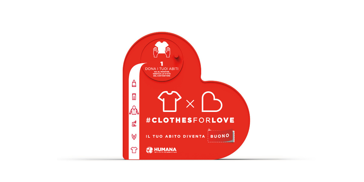 Clothes for Love arriva a Bussolengo