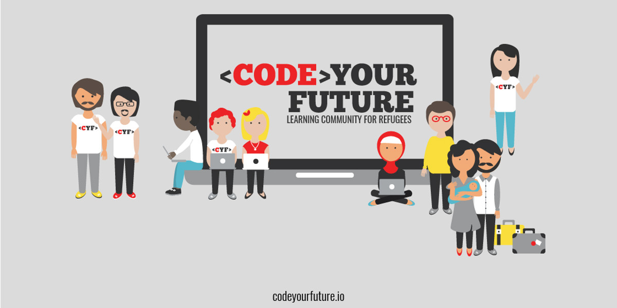 Code Your Future, al via le candidature al programma