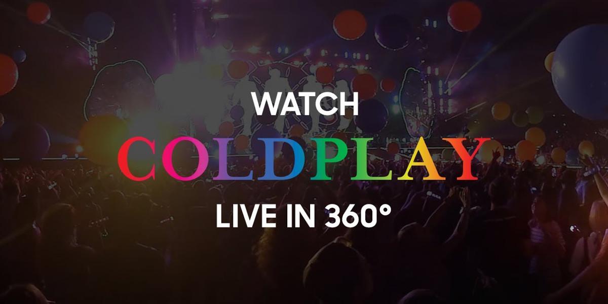 I Coldplay puntano sulla realtà virtuale per il loro prossimo concerto