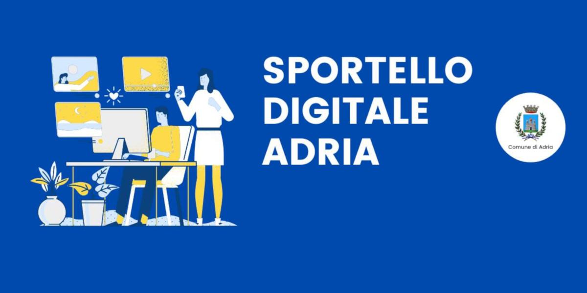 Il Comune di Adria lancia un servizio di assistenza digitale da remoto