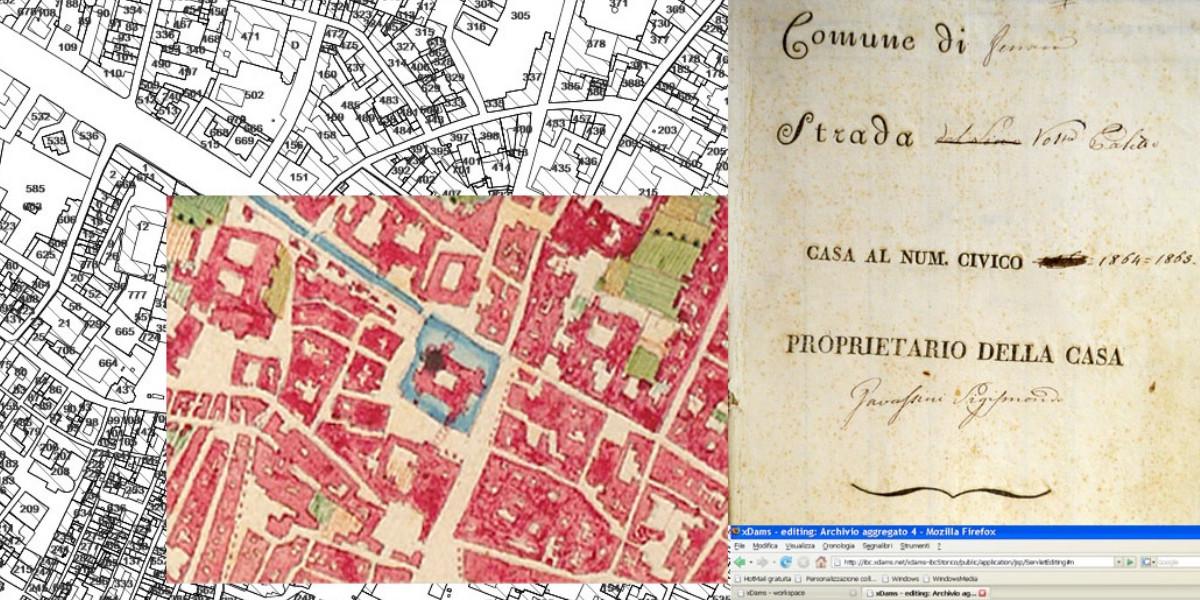 Il Comune di Ferrara ricostruisce la propria storia urbanistica in digitale