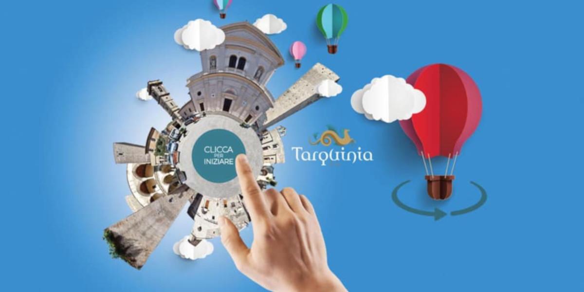 Il Comune di Tarquinia presenta online il proprio patrimonio culturale etrusco