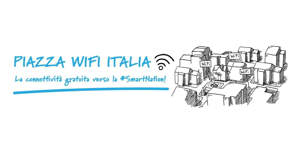 Crescono i Comuni aderenti a Piazza Wifi Italia