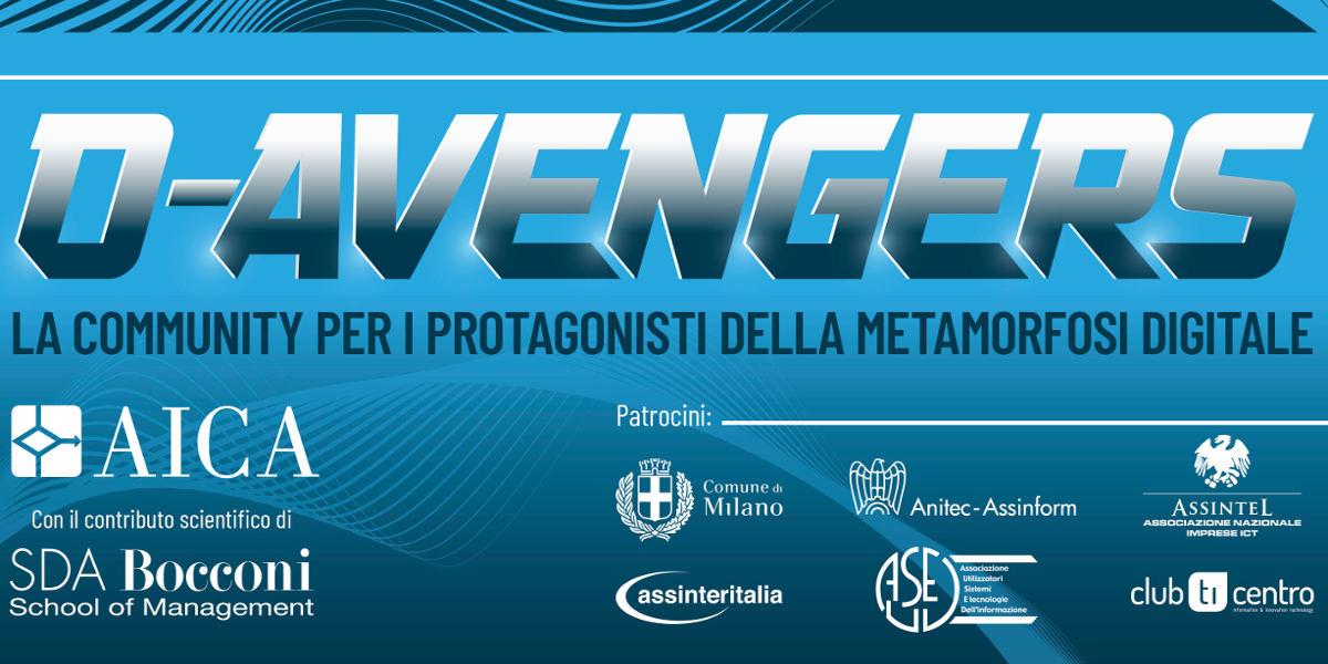 D-AVENGERS, una community per confrontarsi sulla trasformazione digitale