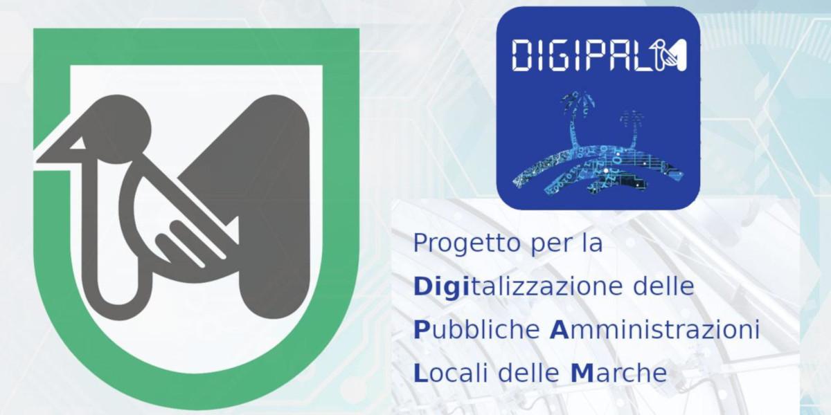DigiPALM, Regione Marche favorisce la trasformazione digitale del territorio