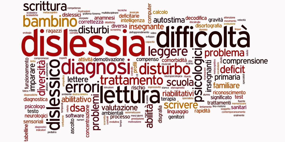 Dislessia, disponibile uno screening digitale gratuito