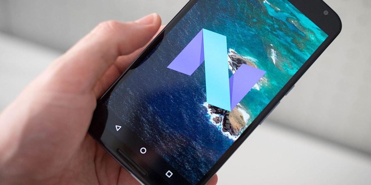 Disponibile Nougat, la nuova versione di Android