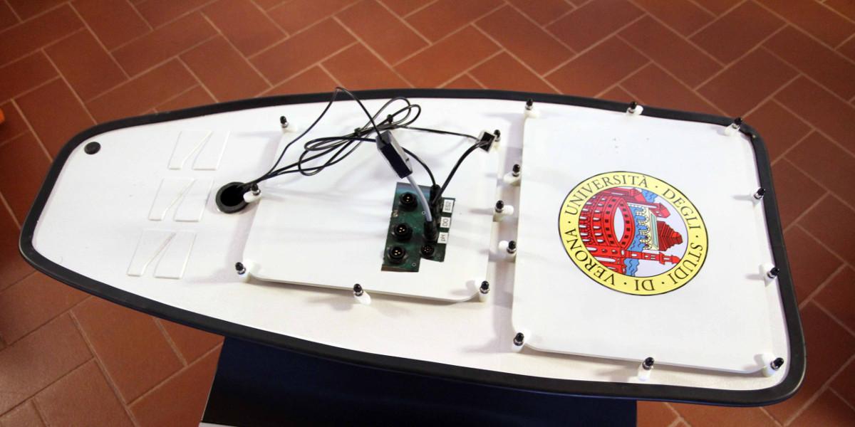 Droni acquatici per il monitoraggio e la tutela dei bacini idrici