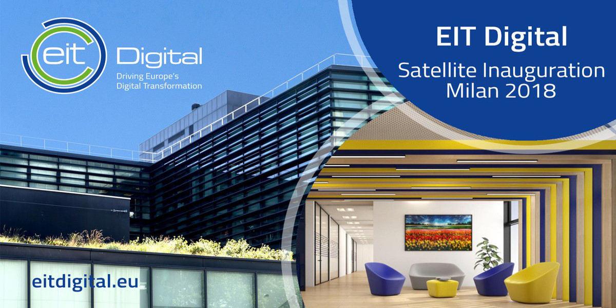 EIT Digital inaugura la proprio sede satellite milanese