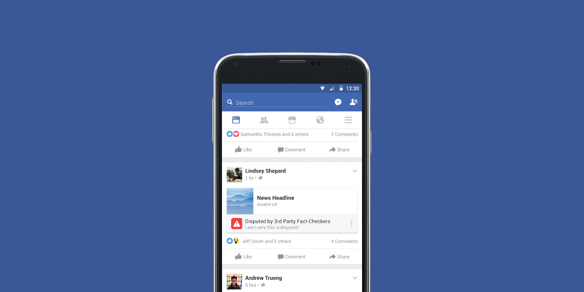 Elezioni, Facebook lancia una soluzione integrata per il fact-checking