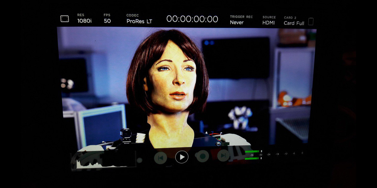 FACE, il robot che interagisce empaticamente con gli esseri umani