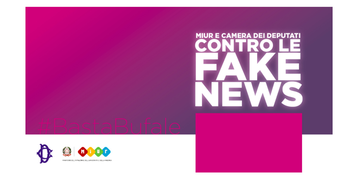 Fake news, il MIUR avvia una serie di azioni a supporto dell'educazione civica digitale