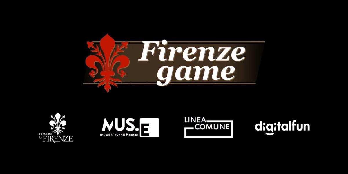 Firenze Game, il Comune di Firenze promuove il patrimonio culturale urbano attraverso un videogioco