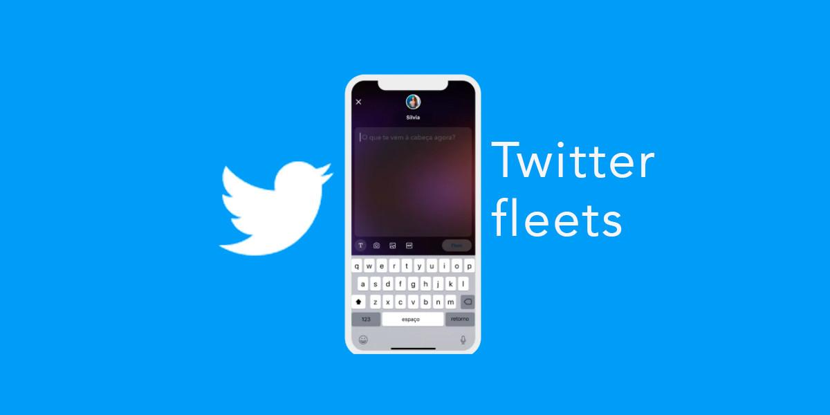 Fleets, Twitter lancia i messaggi effimeri