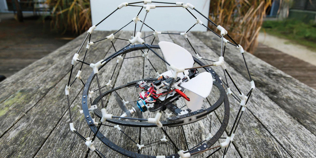 Flyability, una nuova era per le esplorazioni sotterranee grazie ai droni