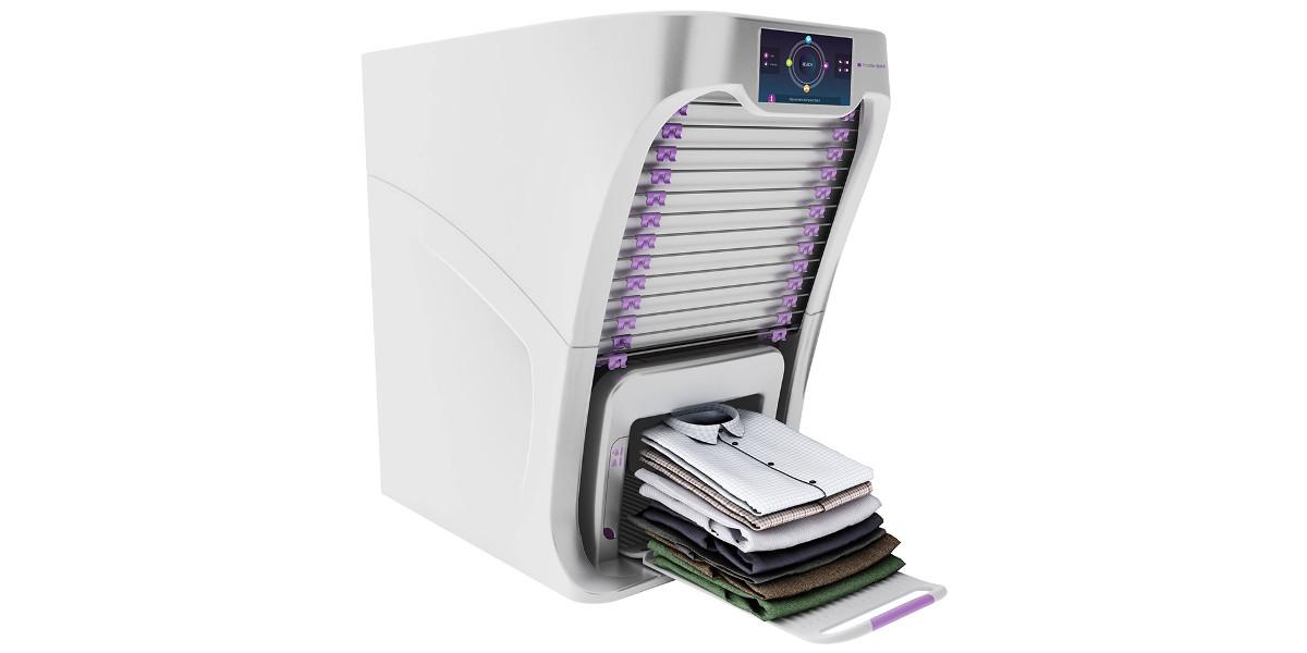 FoldiMate è l'innovativa macchina per piegare il bucato