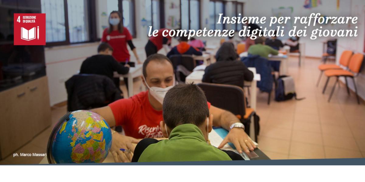 Fondazione CDP e Save the Children insieme per rafforzare le competenze digitali di bambini e adolescenti