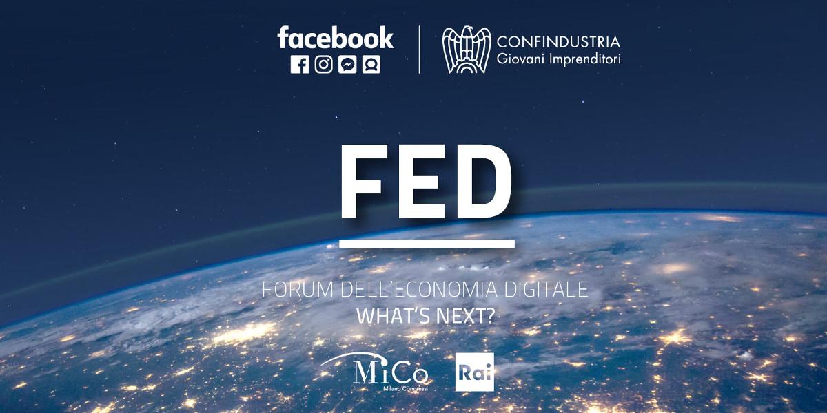 Forum dell'Economia Digitale, alla scoperta del presente e del futuro dell'economia digitale italiana