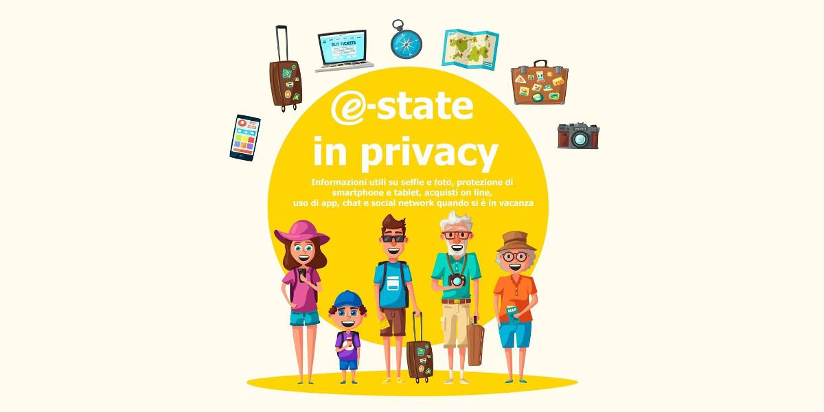 Il Garante crea un decalogo per la tutela dei propri dati personali durante le vacanze