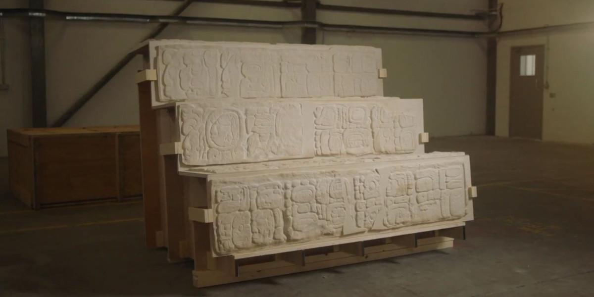 Google e il British Museum portano online il mondo degli antichi Maya