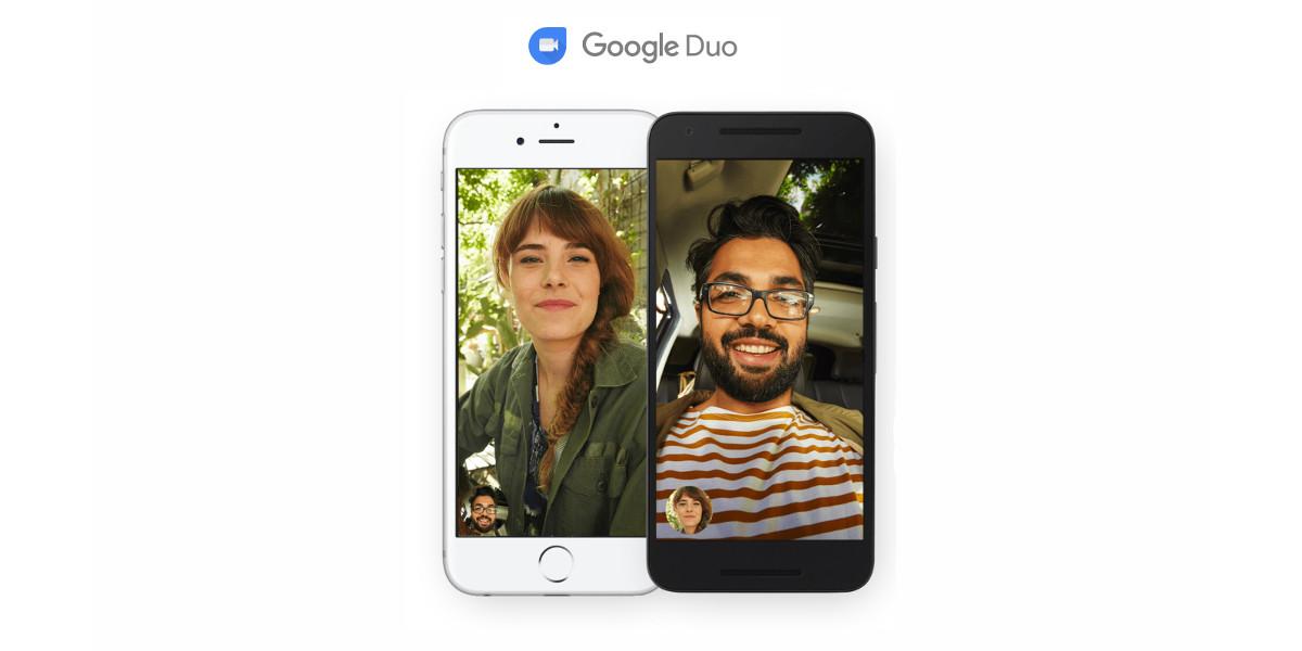 Google Duo, l'app di Google per le chiamate internet