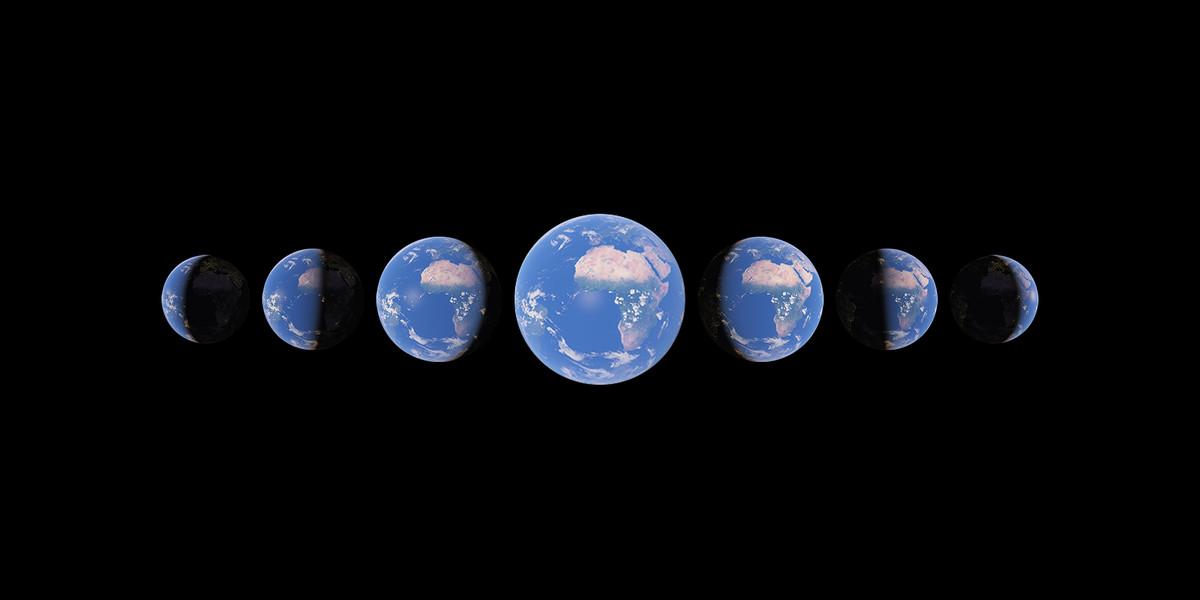 Google Earth introduce Timelapse per mostrare l'evoluzione della Terra