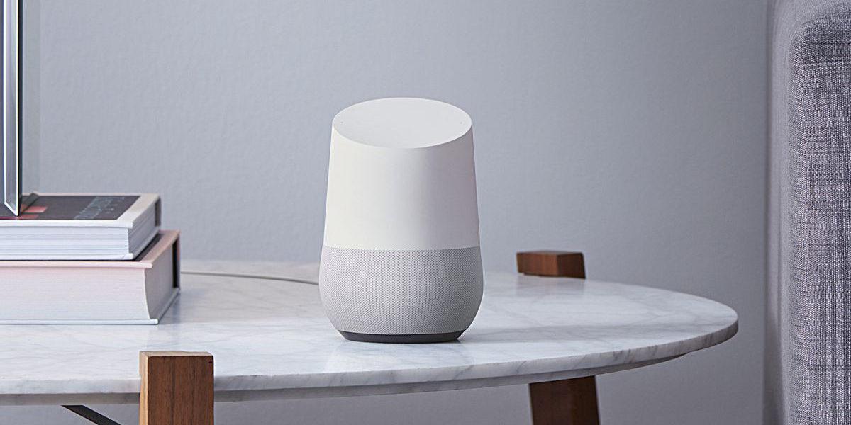Google Home arriva in Italia