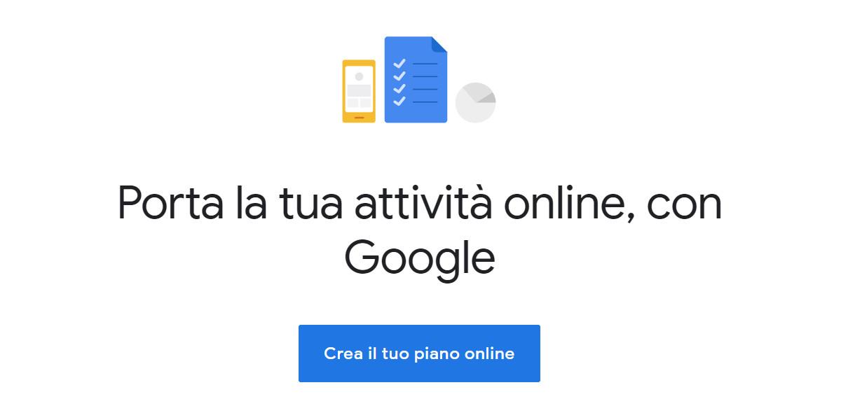 Google per le aziende, online il portale dedicato alle PMI italiane