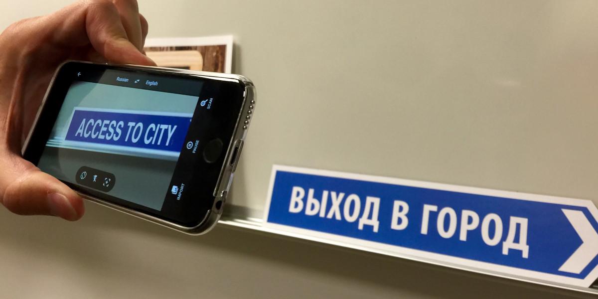 Google potenzia il proprio traduttore istantaneo per smartphone