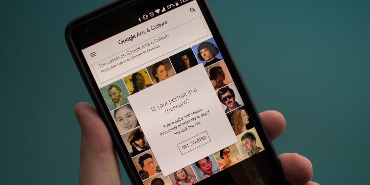 Google trova l'opera d'arte a cui si somiglia