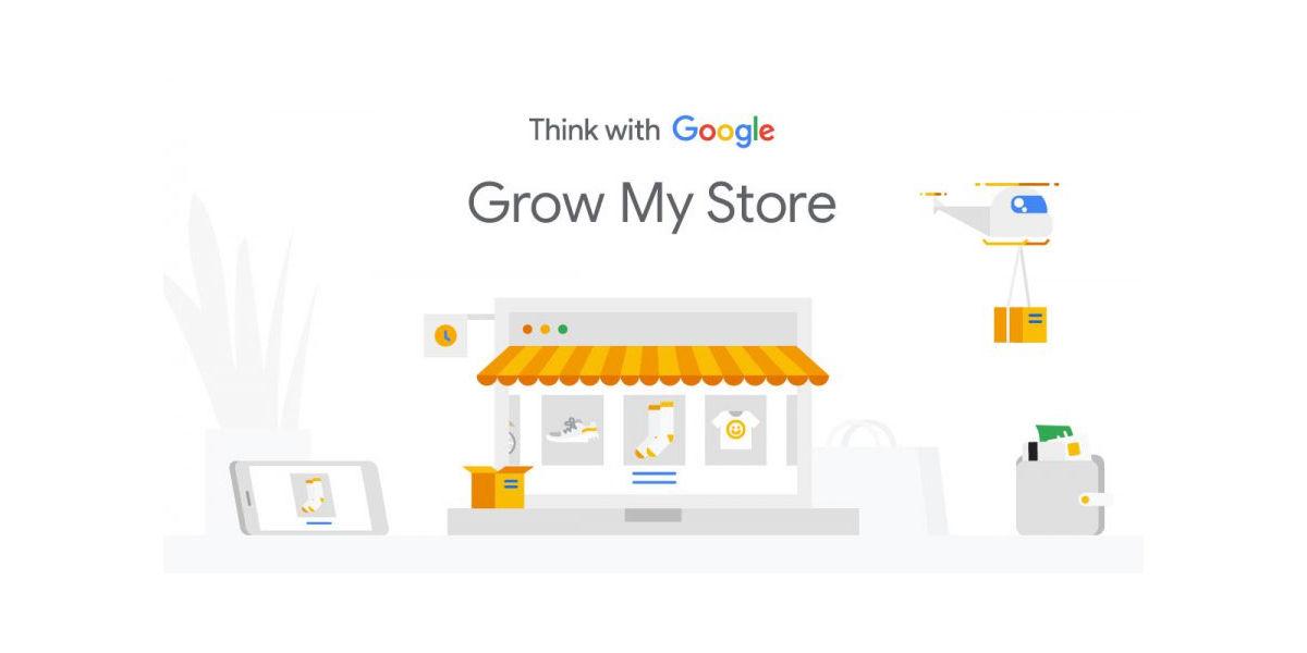 Grow My Store, Google supporta gli esercenti con uno strumento gratuito per il commercio online