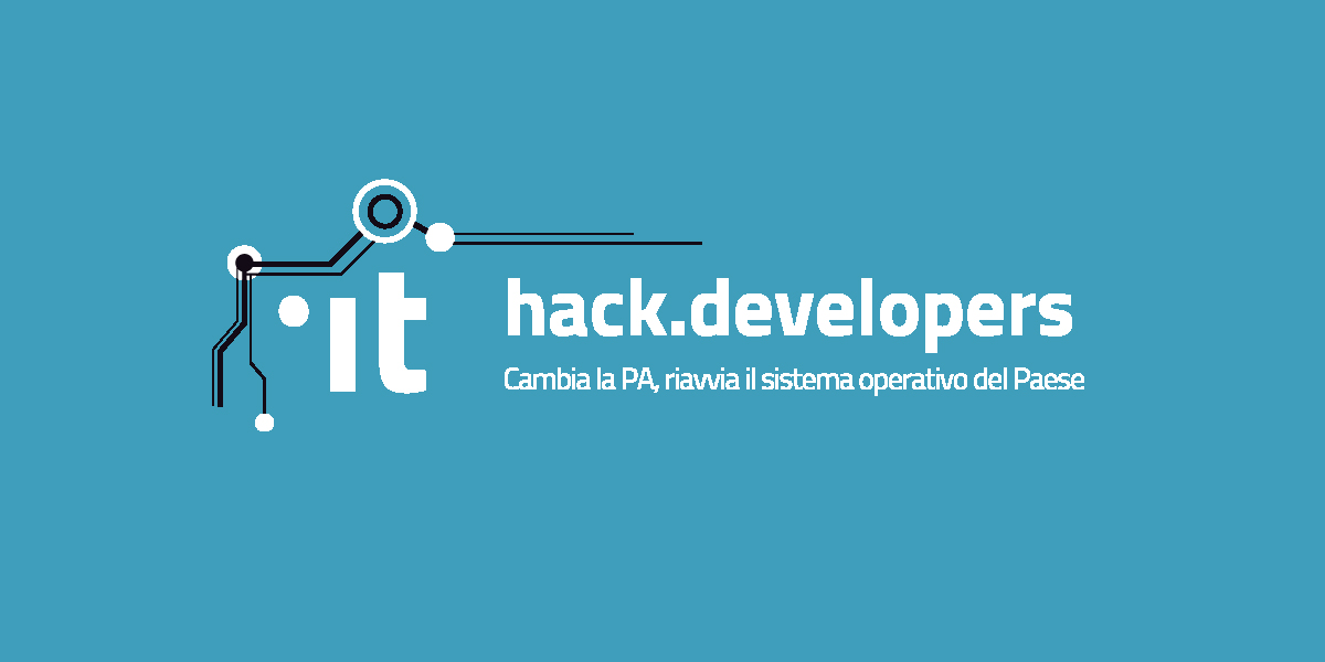 Hack.Developers, un hackathon per la Pubblica Amministrazione