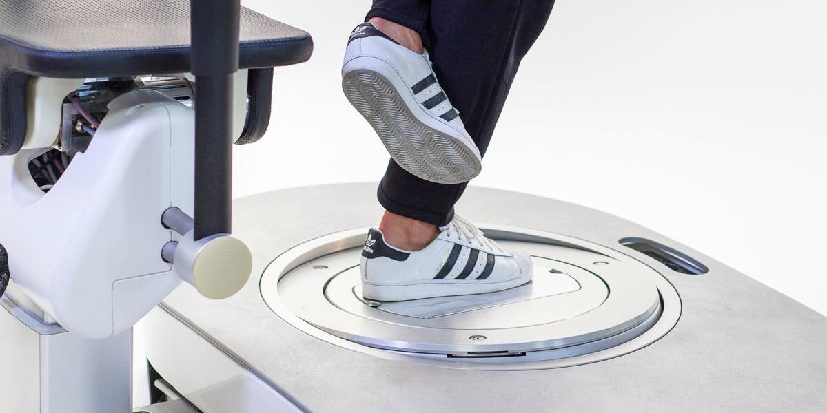 IIT e Movendo Technology realizzano il primo robot riabilitativo
