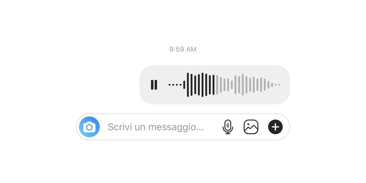 Su Instagram arrivano i messaggi vocali