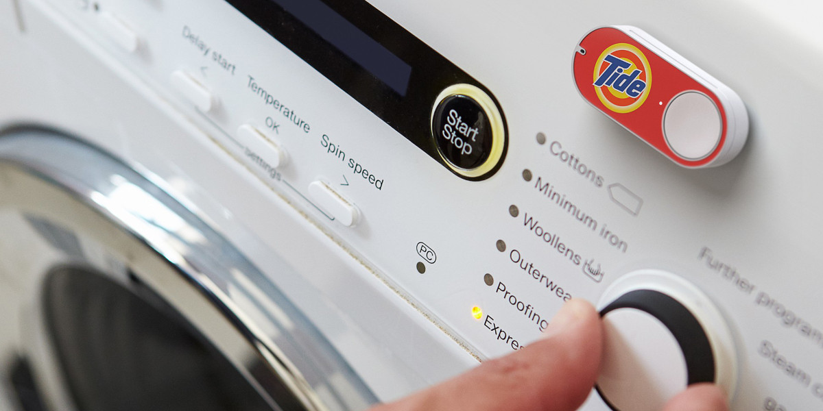 IoT, Amazon Dash Button e Amazon Dash Replenishment Service arrivano in Italia