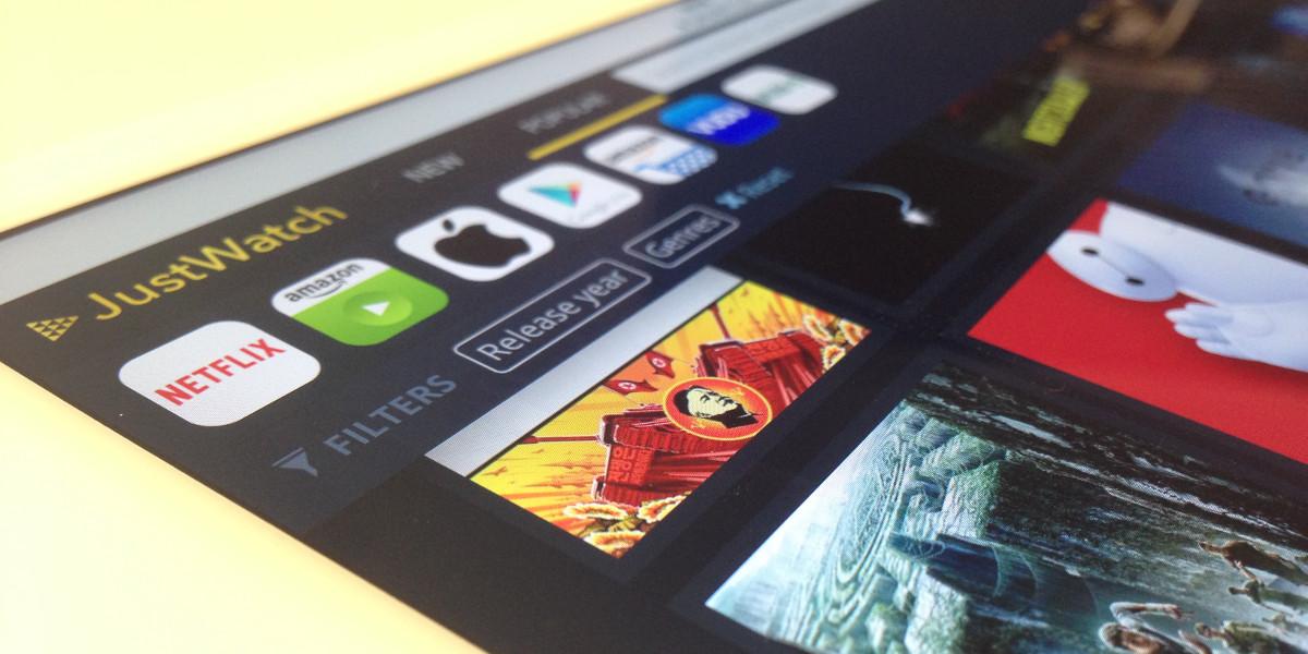 JustWatch, arriva in Italia il motore di ricerca per lo streaming online