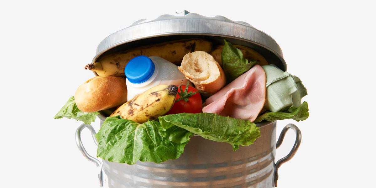 La tecnologia aiuta a ridurre lo spreco alimentare