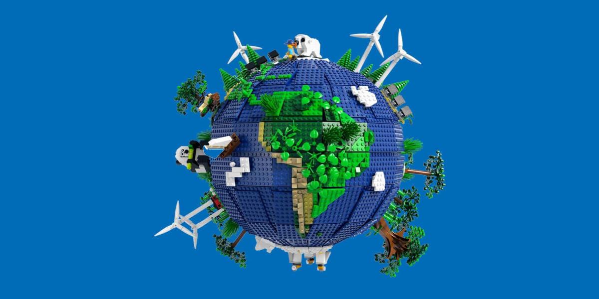 LEGO accelera la transizione verde puntando sull'innovazione