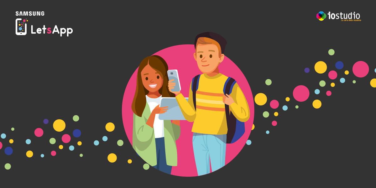 LetsApp, Samsung e MIUR insieme per avvicinare gli studenti alle app