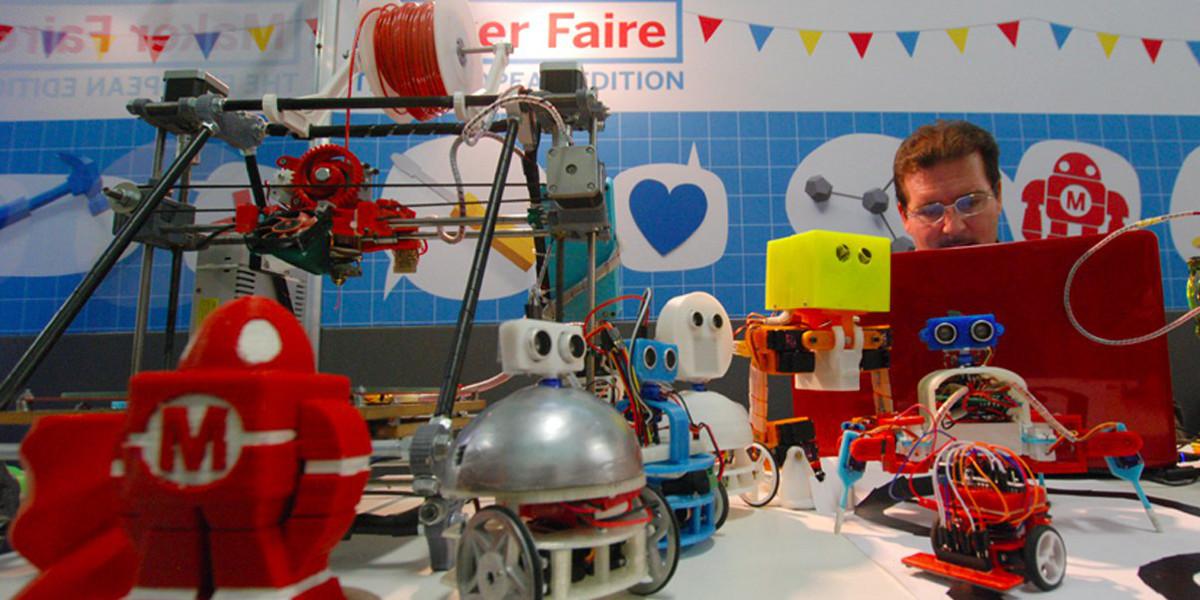Maker Faire Rome, al via la fiera dell'innovazione